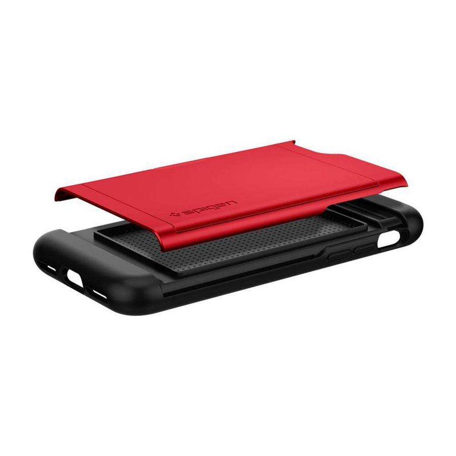 Spigen Slim Armor CS for iPhone 7/8 red-5