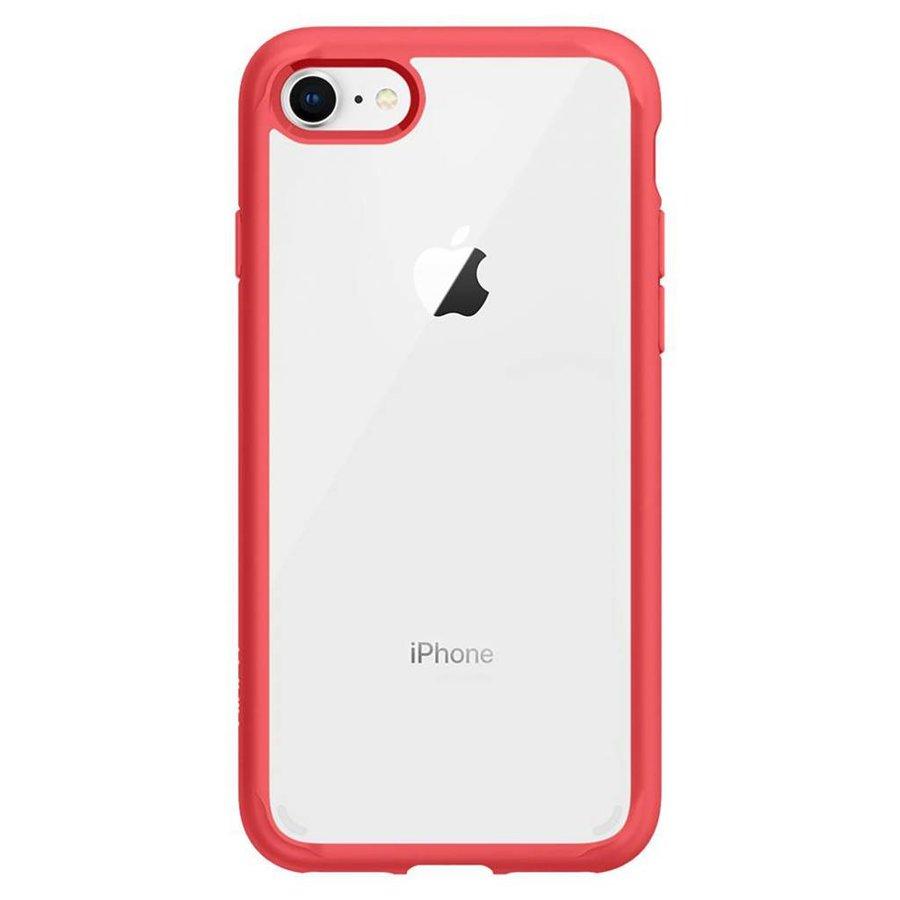 Spigen Ultra Hybrid 2 for iPhone 7/8 red-2