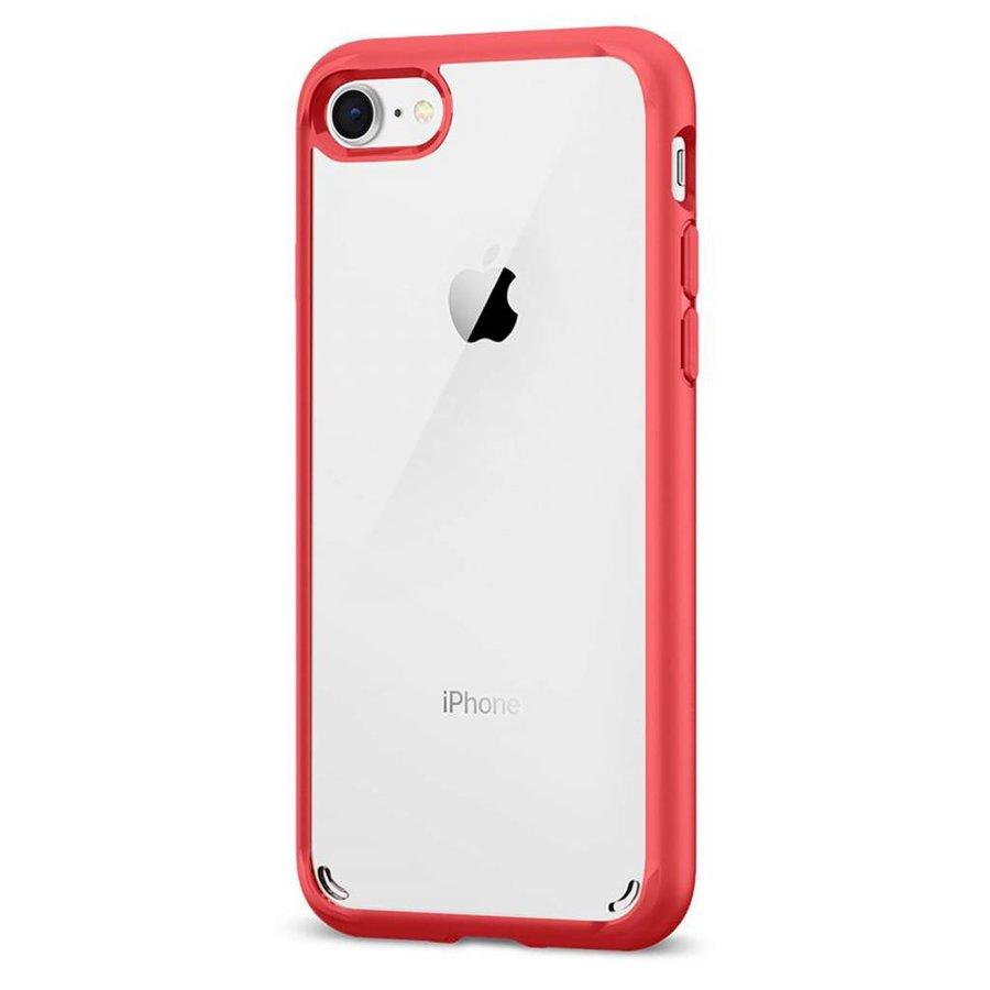 Spigen Ultra Hybrid 2 for iPhone 7/8 red-3
