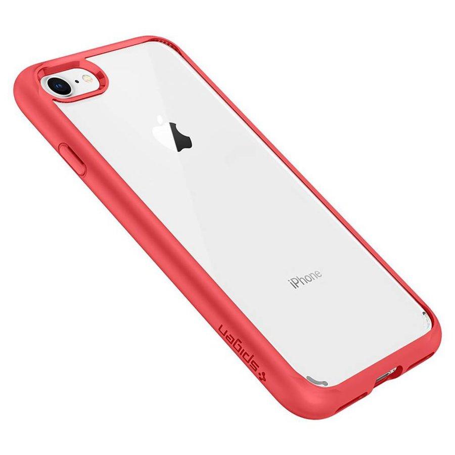 Spigen Ultra Hybrid 2 for iPhone 7/8 red-5