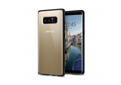 Spigen Ultra Hybrid  for Galaxy Note 8 matt black