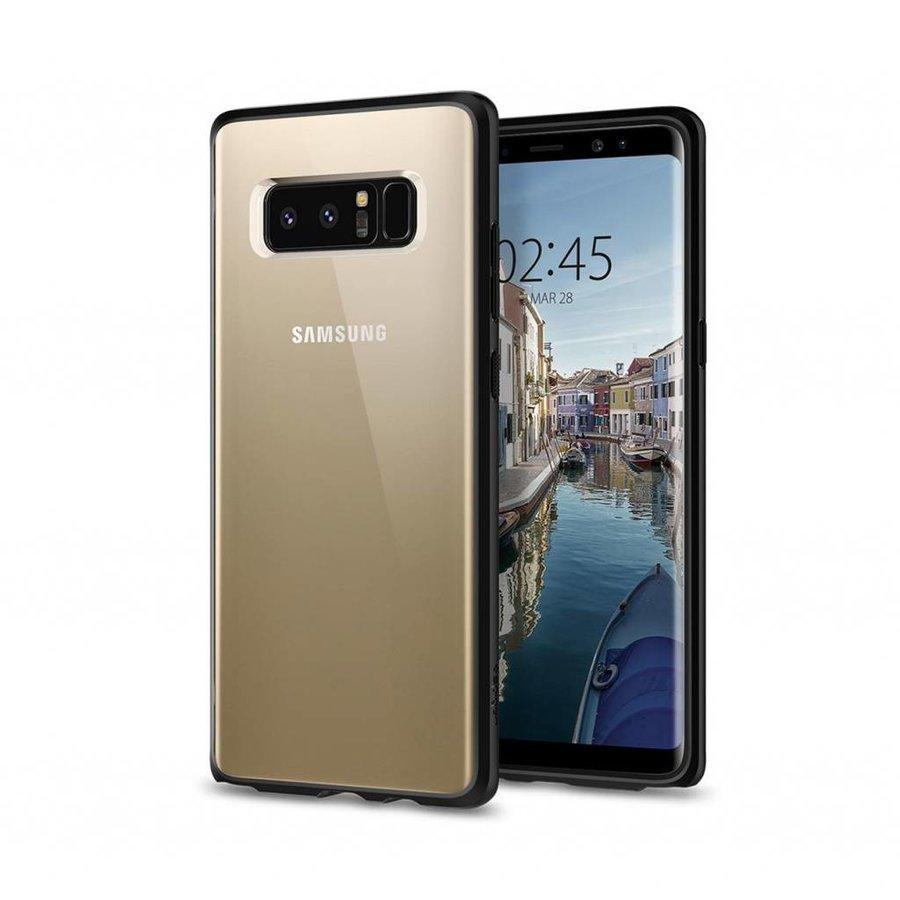 Spigen Ultra Hybrid  for Galaxy Note 8 matt black-1