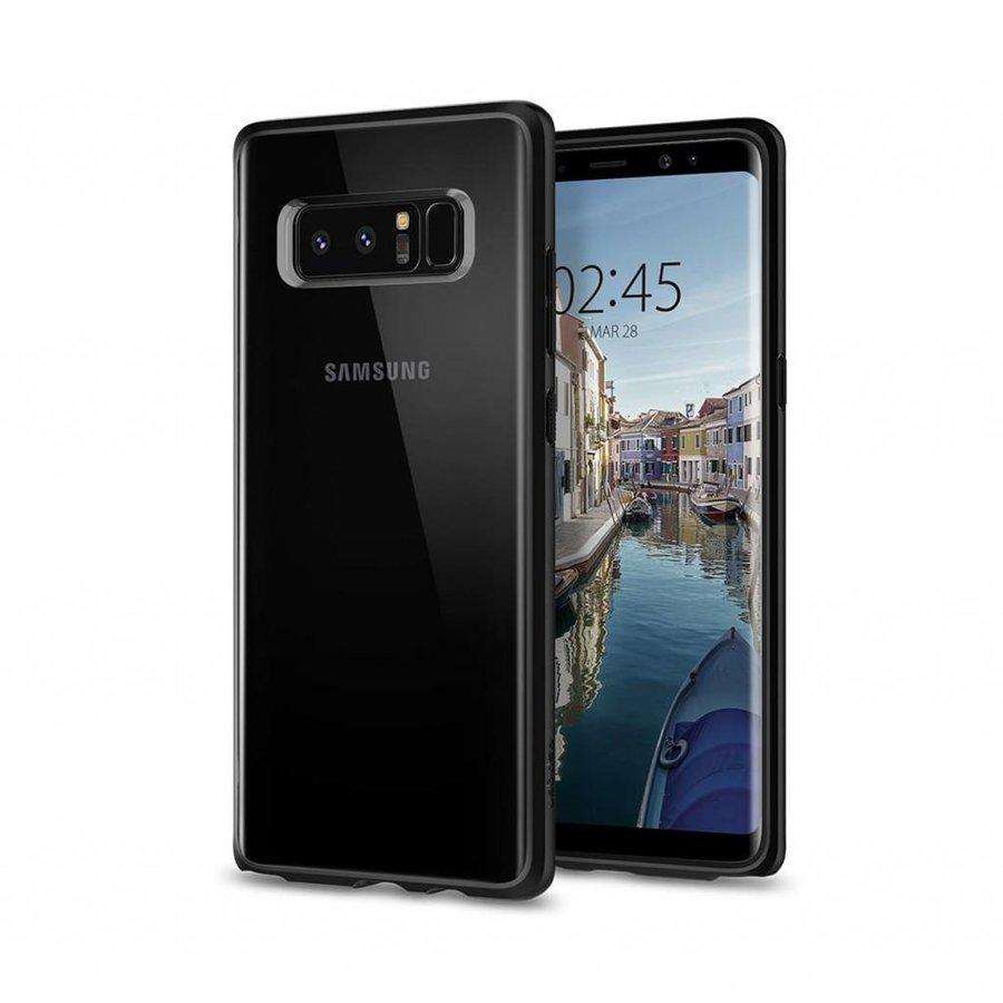 Spigen Ultra Hybrid  for Galaxy Note 8 matt black-4