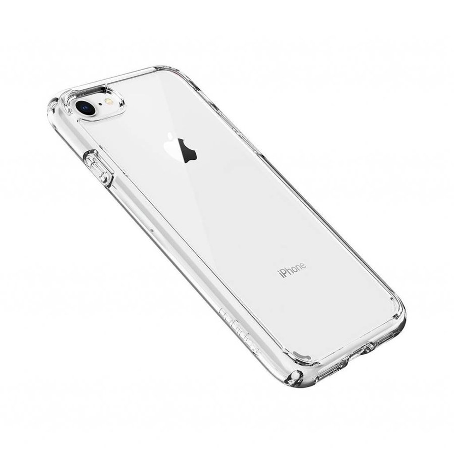 Spigen Ultra Hybrid 2 for iPhone 7/8 crystal clear-4