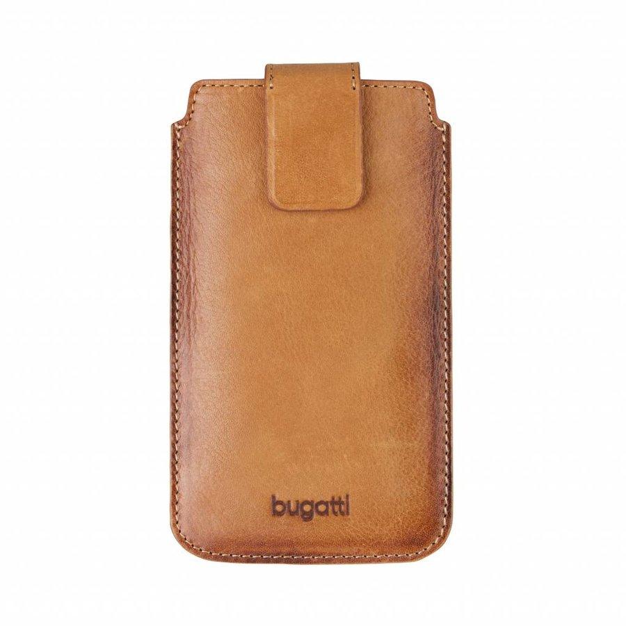 Bugatti Francoforte 2ML BURNISHED for Universal cognac-1