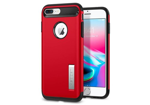 Spigen Slim Armor  for iPhone 7/8 Plus red