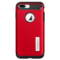 thumb-Spigen Slim Armor  for iPhone 7/8 Plus red-2