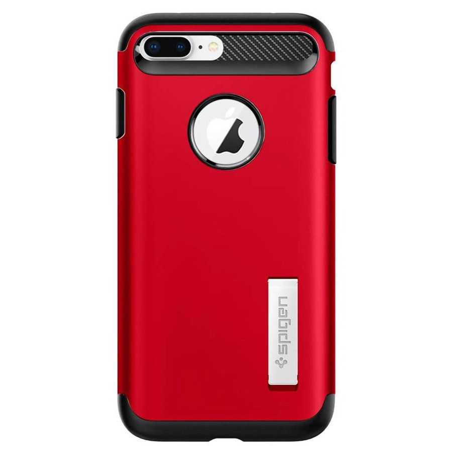 Spigen Slim Armor  for iPhone 7/8 Plus red-2
