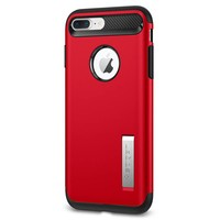 thumb-Spigen Slim Armor  for iPhone 7/8 Plus red-3