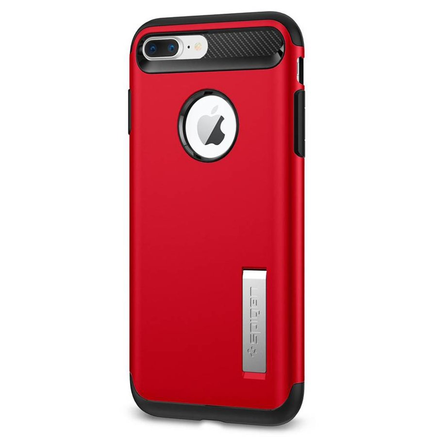 Spigen Slim Armor  for iPhone 7/8 Plus red-3