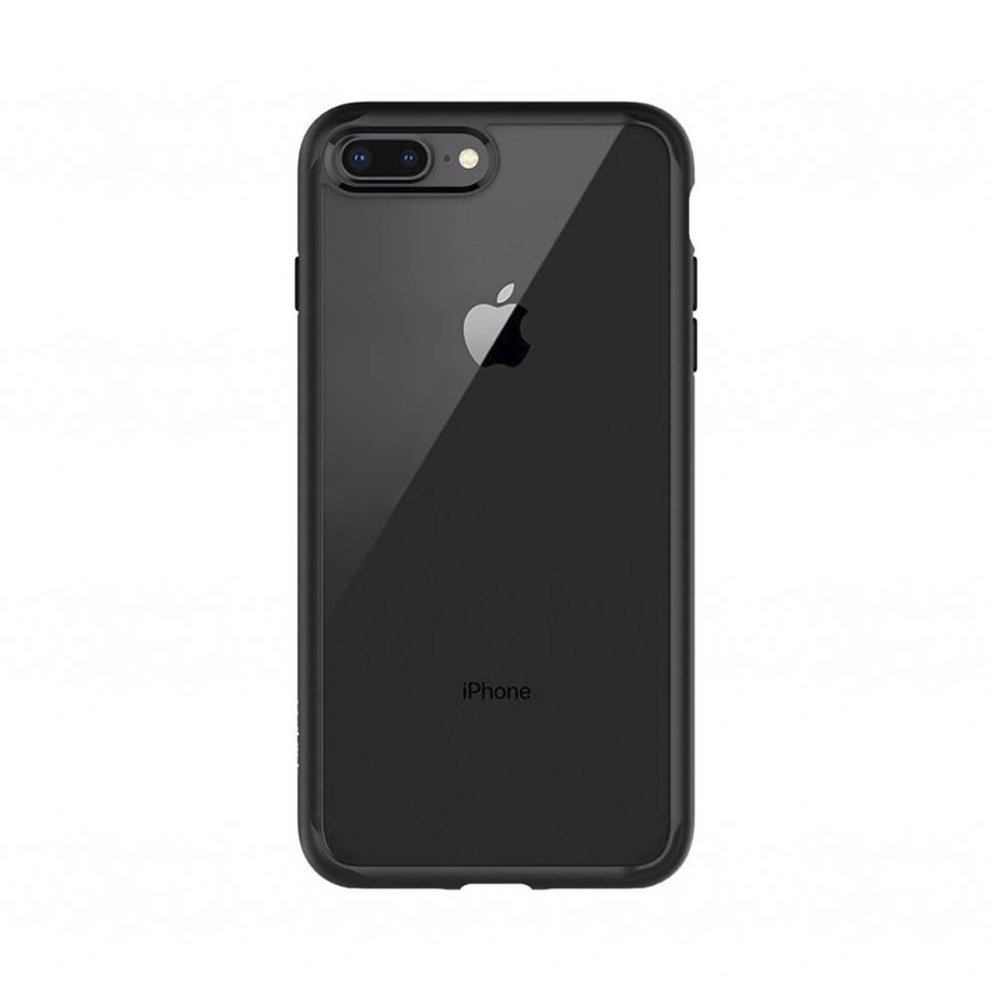 Spigen Ultra Hybrid 2 for iPhone 7/8 Plus black-2