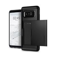 thumb-Spigen Slim Armor CS for Galaxy Note 8 black-1