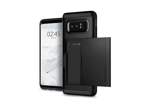 Spigen Slim Armor CS for Galaxy Note 8 black
