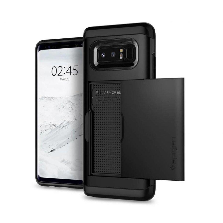 Spigen Slim Armor CS for Galaxy Note 8 black-1