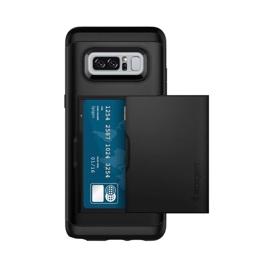Spigen Slim Armor CS for Galaxy Note 8 black-2
