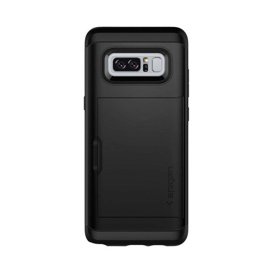 Spigen Slim Armor CS for Galaxy Note 8 black-3