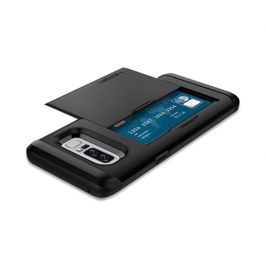 Spigen Slim Armor CS for Galaxy Note 8 black-4