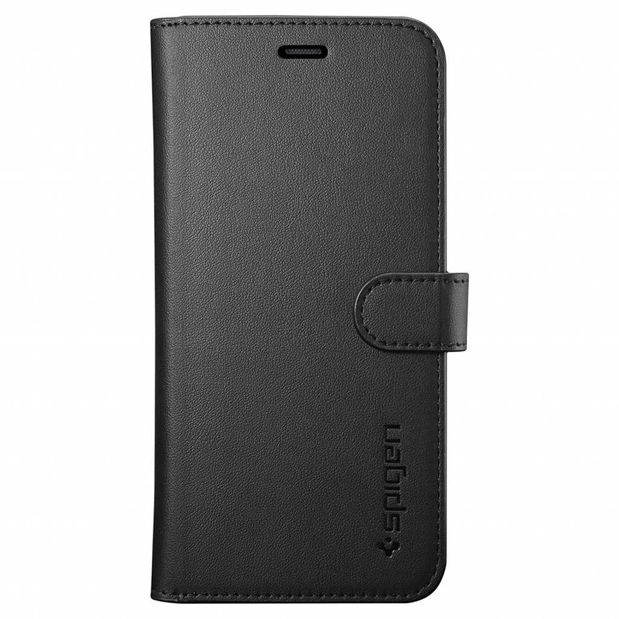 Spigen Wallet S  for Galaxy A6 (2018) black-4