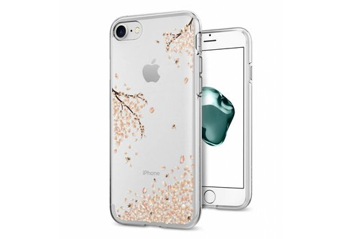 Spigen Liquid Crystal Blossom for iPhone 7/8 crystal clear