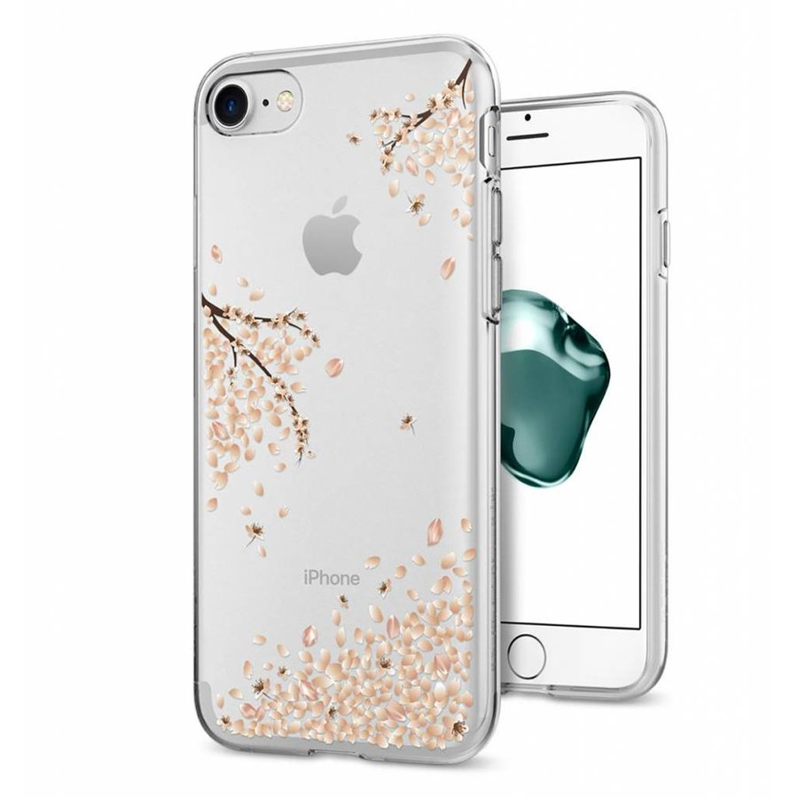 Spigen Liquid Crystal Blossom for iPhone 7/8 crystal clear-1