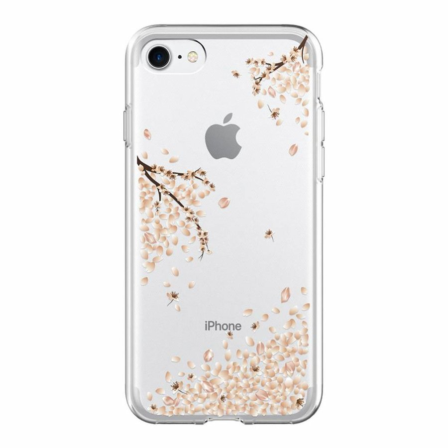 Spigen Liquid Crystal Blossom for iPhone 7/8 crystal clear-2