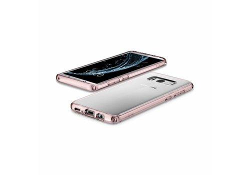 Spigen Ultra Hybrid for Galaxy S8+ pink
