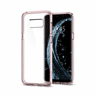 thumb-Spigen Ultra Hybrid for Galaxy S8+ pink-5
