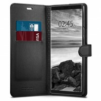 thumb-Spigen Wallet S  for Galaxy Note 9 black-1