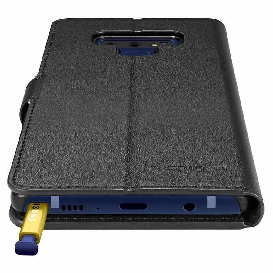 Spigen Wallet S  for Galaxy Note 9 black-5
