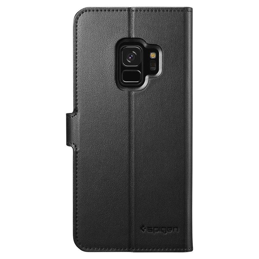 Spigen Wallet S for Galaxy S9 black-4