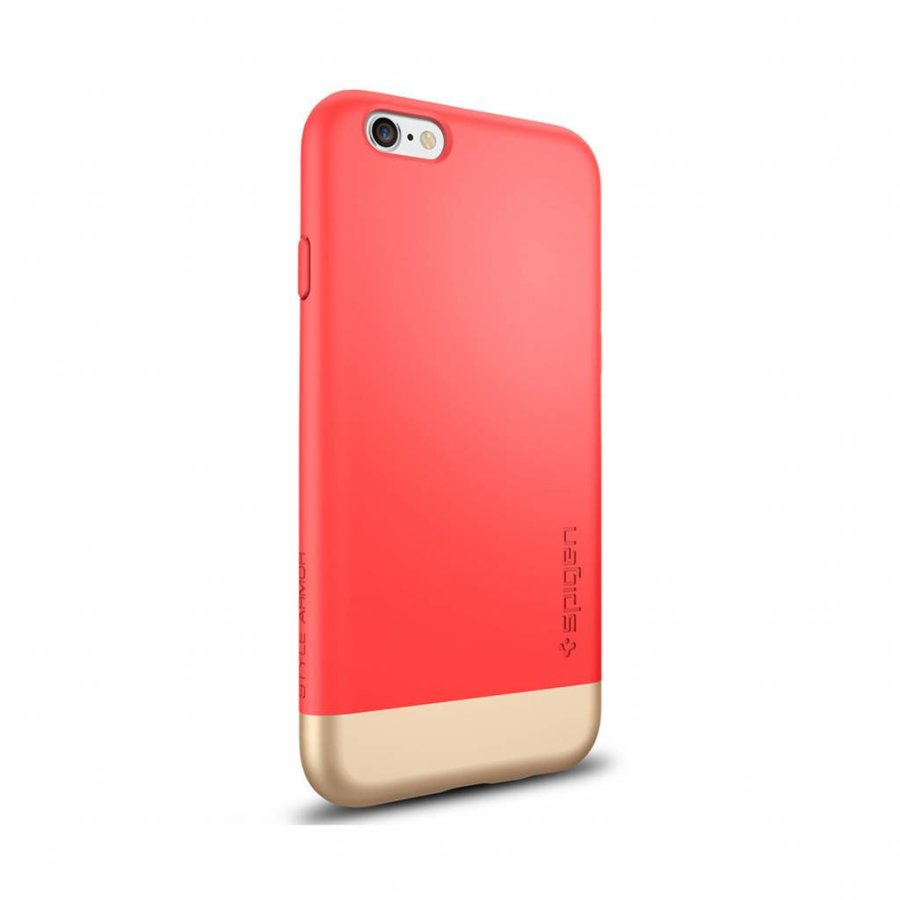Spigen Style Armor Italian for iPhone 6/6s rose gold col.-2