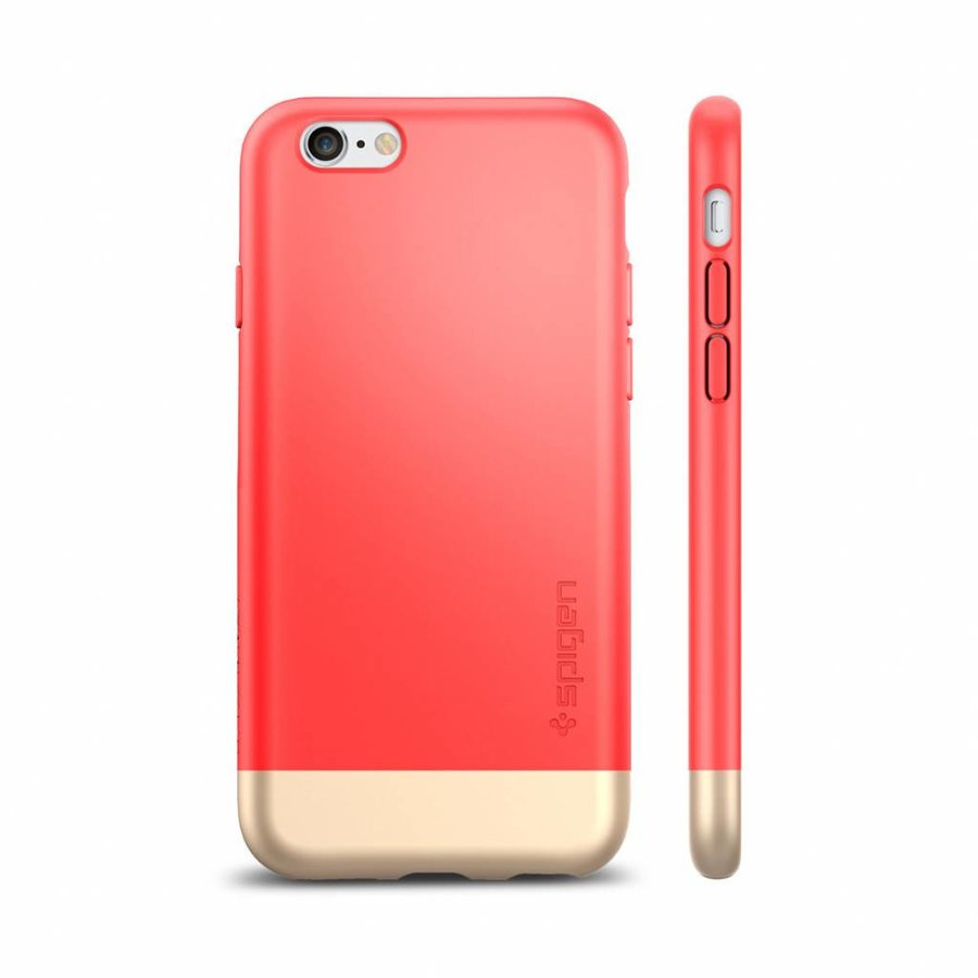 Spigen Style Armor Italian for iPhone 6/6s rose gold col.-3