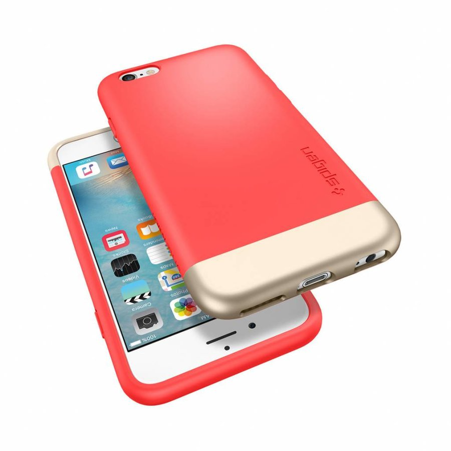 Spigen Style Armor Italian for iPhone 6/6s rose gold col.-5