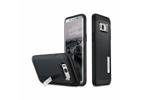 Spigen Slim Armor for Galaxy S8+ metal slate