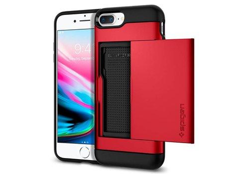 Spigen Slim Armor CS for iPhone 7/8 Plus red