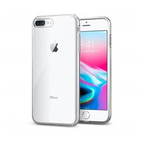 thumb-Spigen Liquid Crystal for iPhone 7/8 Plus clear-1