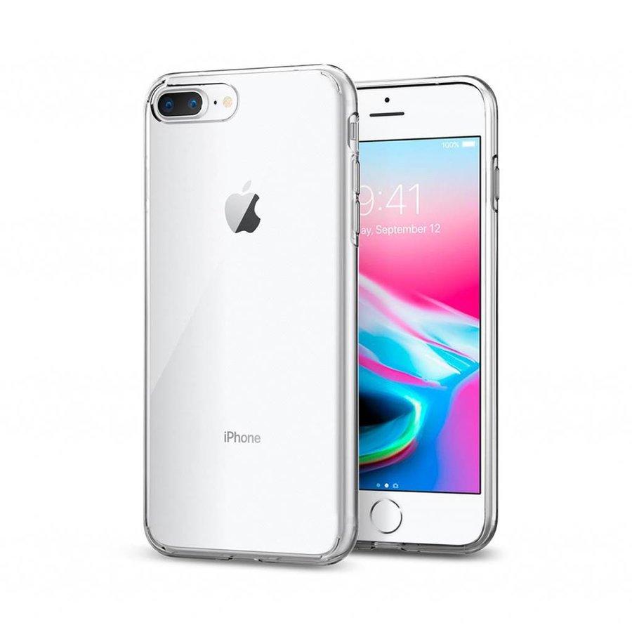 Spigen Liquid Crystal for iPhone 7/8 Plus clear-1