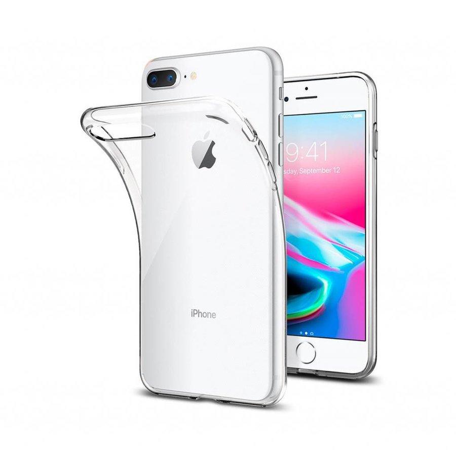Spigen Liquid Crystal for iPhone 7/8 Plus clear-4