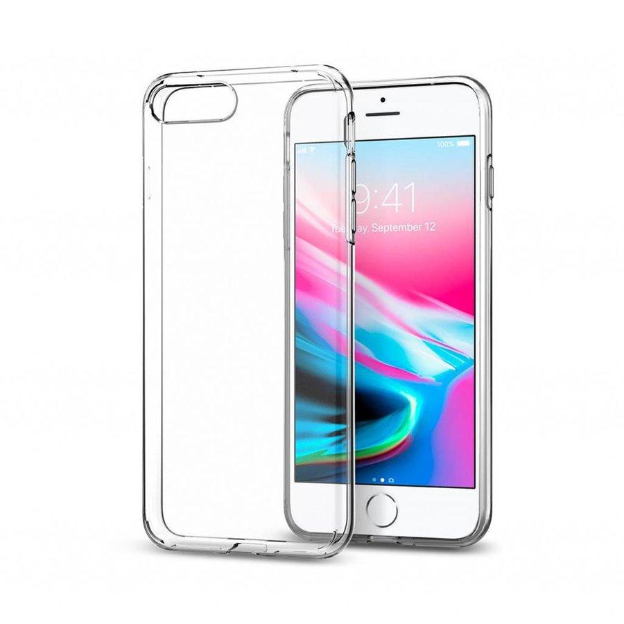 Spigen Liquid Crystal for iPhone 7/8 Plus clear-5