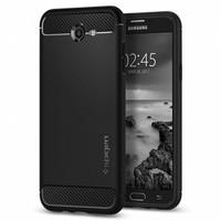 thumb-Spigen Rugged Armor  for Galaxy J7 (2017) black-1