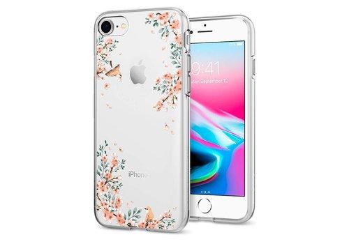 Spigen Liquid Crystal Blossom for iPhone 7/8 Nature