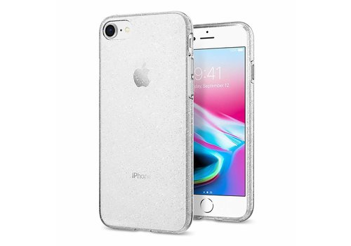 Spigen Liquid Crystal Glitter for iPhone 7/8 crystal quartz