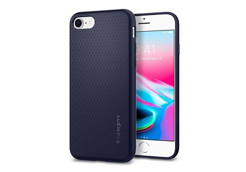 Spigen Liquid Air for iPhone 7/8 midnight blue