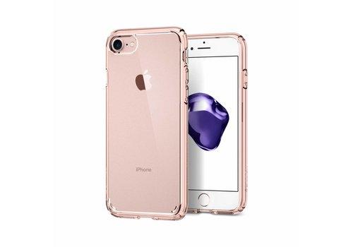 Spigen Ultra Hybrid 2 for iPhone 7/8 rose crystal