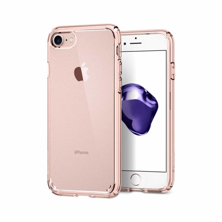 Spigen Ultra Hybrid 2 for iPhone 7/8 rose crystal-1