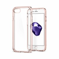 thumb-Spigen Ultra Hybrid 2 for iPhone 7/8 rose crystal-2