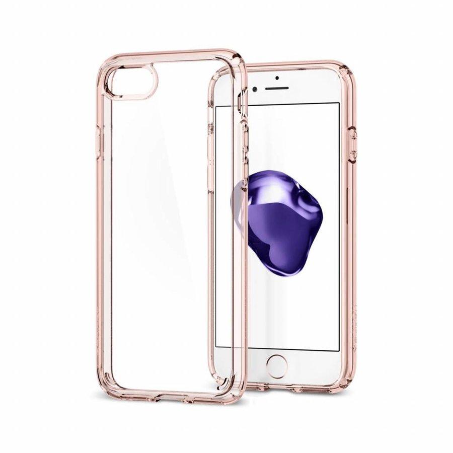 Spigen Ultra Hybrid 2 for iPhone 7/8 rose crystal-2