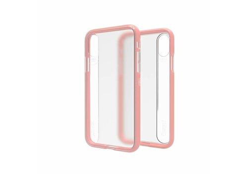 GEAR4 Windsor for iPhone X rose gold colored
