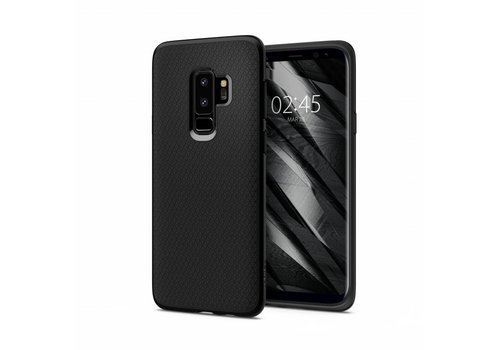Spigen Liquid Air for Galaxy S9+ matt black