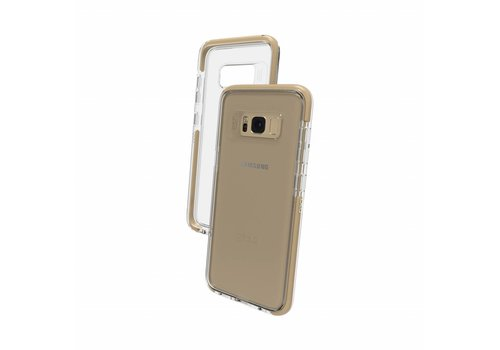 GEAR4 Piccadilly for Galaxy S8 gold colored